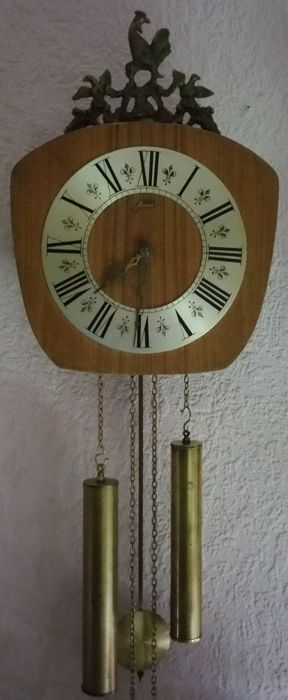 Haid wall clock - 2nd half of the 20th century