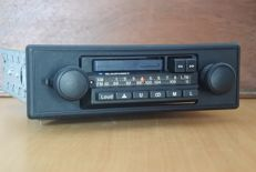 Blaupunkt Stockholm 21 classic car radio with cassette - 1981