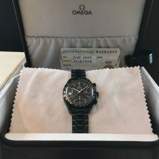 "Omega - Speedmaster Chronograph ""Hunter"" Black PVD / DLC - Men"