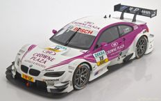 Minichamps - Scale 1/18 - BMW M3 #15 DTM 2012 - Priaulx 2012 - Limited Edition 1002 pieces