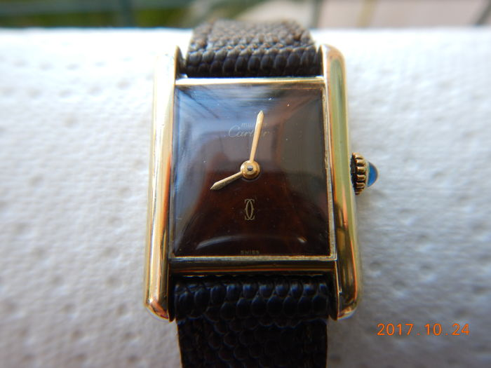Cartier - tank must  - 3042516 - Damen - 1980-1989