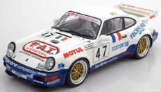 GT-Spirit - Scale1/18 - Porsche 911 (964) RSR #47 24h Le Mans 1993 Limited Edition 504 pieces