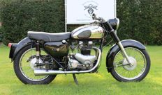 Matchless - G12 - 650 ccm - 1960