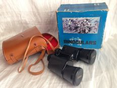 Super Zenith professional binoculars - 20 x 50 - With a leather bag