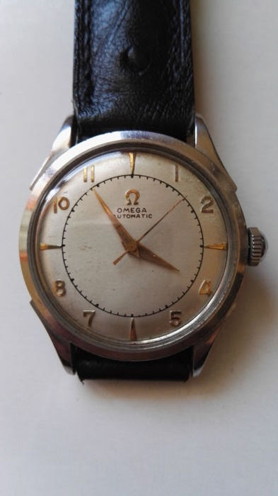 Omega - Bumper - calibre 351 - men's - 1901-1949