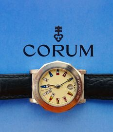 Corum Admiral's Cup 29 mm Yacht line 39.230.20 Elegant luxury women's wristwatch 1995