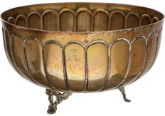 Silver bowl, 20th century