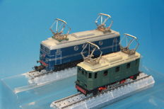 Märklin H0 - RSM 800 3013/SEH 800 - 2 Electric locomotives for the hobbyist