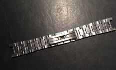 Cartier – Steel bracelet with deployment clasp – Pasha – 36982 – Unisex – 2000-2010