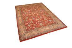 Hand-knotted Persian carpet - Sarough - approx. 316 x 236 cm - Iran