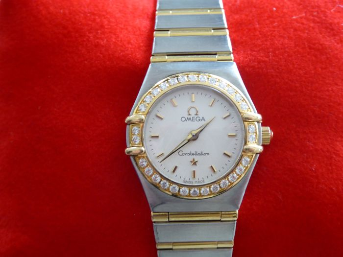 Omega - Constellation - 12673000 - Women's - 2000–2010