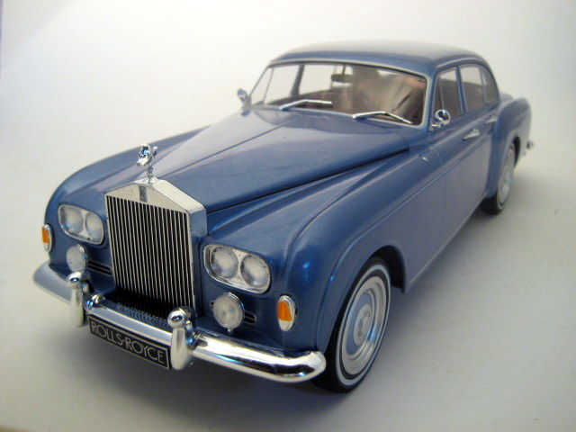 MCG - Schaal 1/18 - Rolls Royce Silver Cloud III Flying Spur H