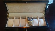 Walwood solid wooden case for 6 watches -- Men's -- 2011 to the present