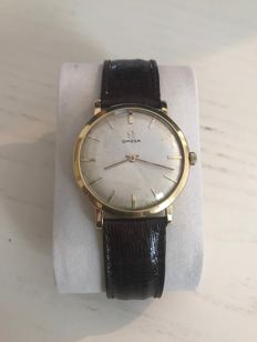 Omega Gold time only - Men's watch