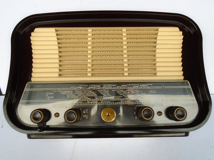 Very nice radio Siera Type S271A from 1953 Belgium