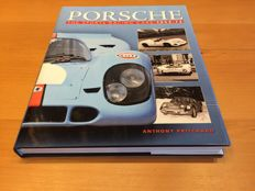 Porsche: The Sports Racing Cars - book