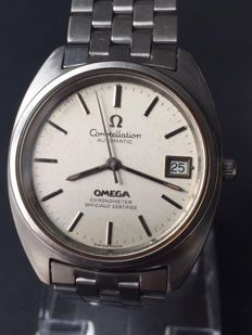 Omega Constellation - Men's - 1970-80-Automatic