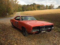 Dodge - Charger RT / General Lee - 1969