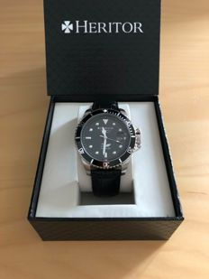Heritor Pythéas Pro Diver Automatic – men's watch – never worn