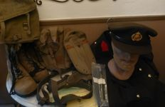 Royal Netherlands Army and Belgian militaria