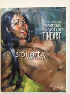 Southeast Asian Painting; Sidharta Jakarta - Indonesia's Diversity in Fine Art + 12 other auction and exhibition catalogues on South East Asian Painting -  1994 / 2017