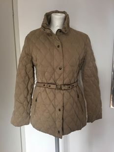 Henry Cotton's - Coat lightly padded with goose down