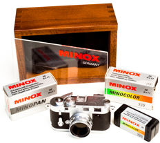 Minox Leica M3 - Collectible classic film camera
