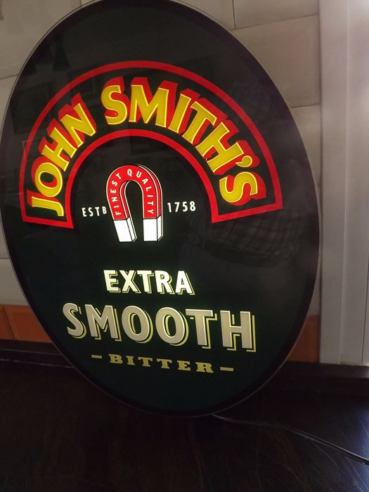 Oval Electric Panel - JOHN SMITHS