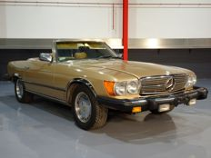 Mercedes-Benz - 450SL Roadster (Convertible) - 1980