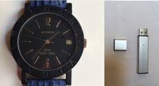 Bulgari - PLASTIC WATCH ROMA-LIMITED EDITION - Unisex