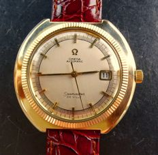 Omega Seamaster 42 mm vintage automatic men's watch from 1968, ref. KM6326