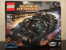 DC Super Heroes -  76023 - The Tumbler