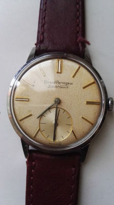 Girard-Perregaux - Seahawk - 1209451 - Men's wristwatch from the 1960s