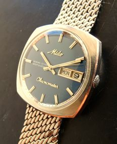 Mido OCEAN STAR Datoday chronometer 5519 vintage automatic men's wristwatch 1968