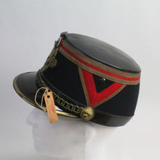 "Ros or French Kepi of the Presidential Guard ""GARDE RÉPUBLICAINE"""