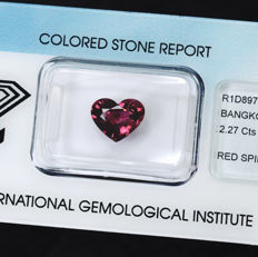 Red Spinel – 2.27 ct