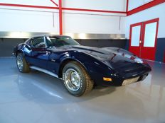 Chevrolet - Corvette Stingray Targa T-Top - 454CI V8 Bloco Grande - 1973