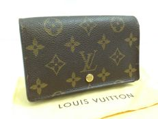 Louis Vuitton - Bifold Wallet/Organiser