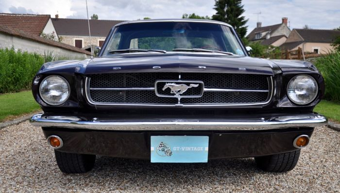 ford mustang 1965 catawiki. Black Bedroom Furniture Sets. Home Design Ideas