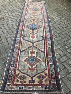 Magnificent Persian Sarab runner, 94 x 376