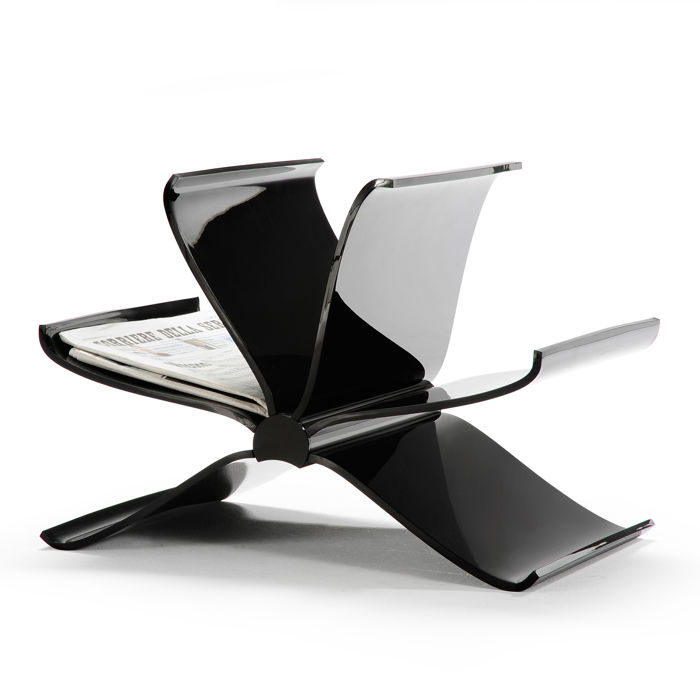 Team Front for Kartell - 'FrontPage' Magazine rack - like NEW display item