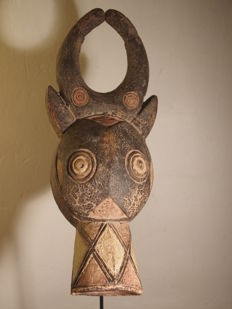 Buffalo mask - BWABA - Burkina Faso