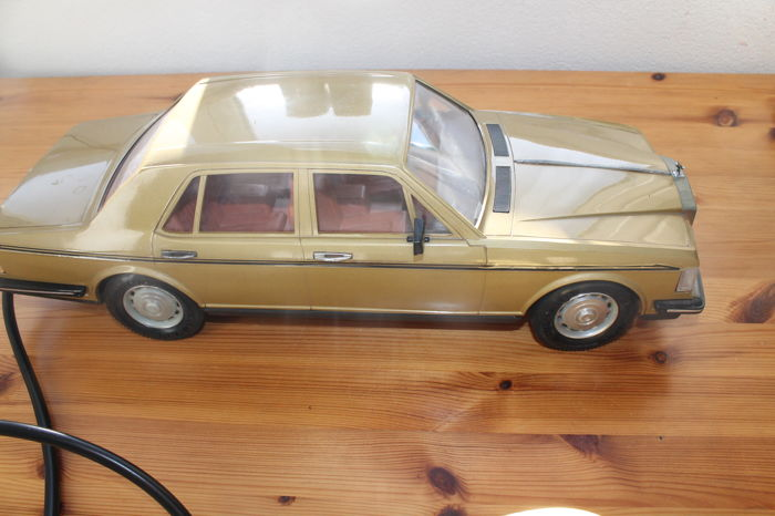 Models/ Toys - Rolls-Royce Silver Spirit - Rico Toys, Spain - 1990-1990 (1 items)