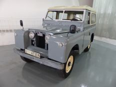 Land Rover - Serie II A - 1969