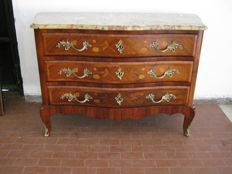 Chest of Drawers - Louis XV style - France - early 20th century