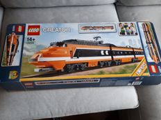 Creator Trains - 10233 - Horizon Express XXL