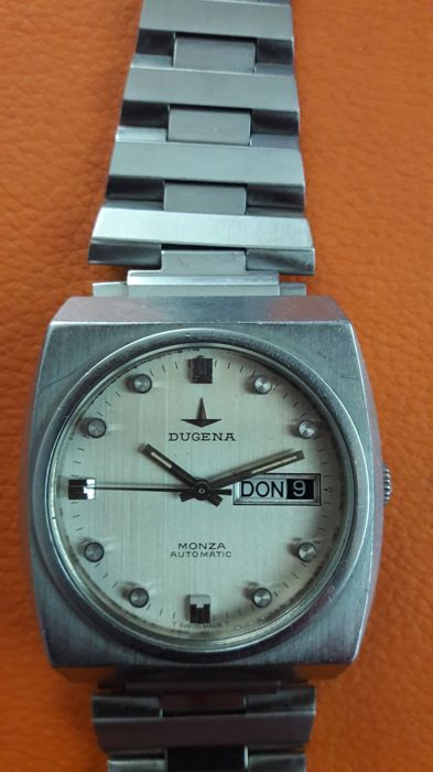 Dugena - Automatic,rare vintage MONZA model,SWISS MADE - Men - 1970-1979