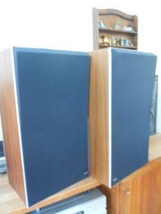 Bang & Olufsen S75 black 4-way speakers