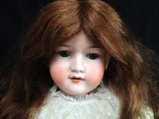 Exceptionally beautiful antique doll - Armand Marseille - 390 A12M - Germany