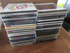 Lot of 35 pop cd's